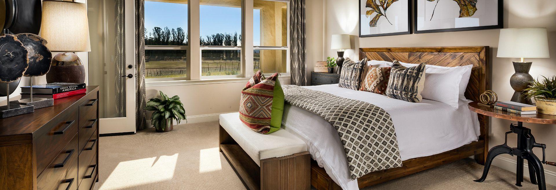 Trilogy Monarch Dunes Avila Master Bedroom