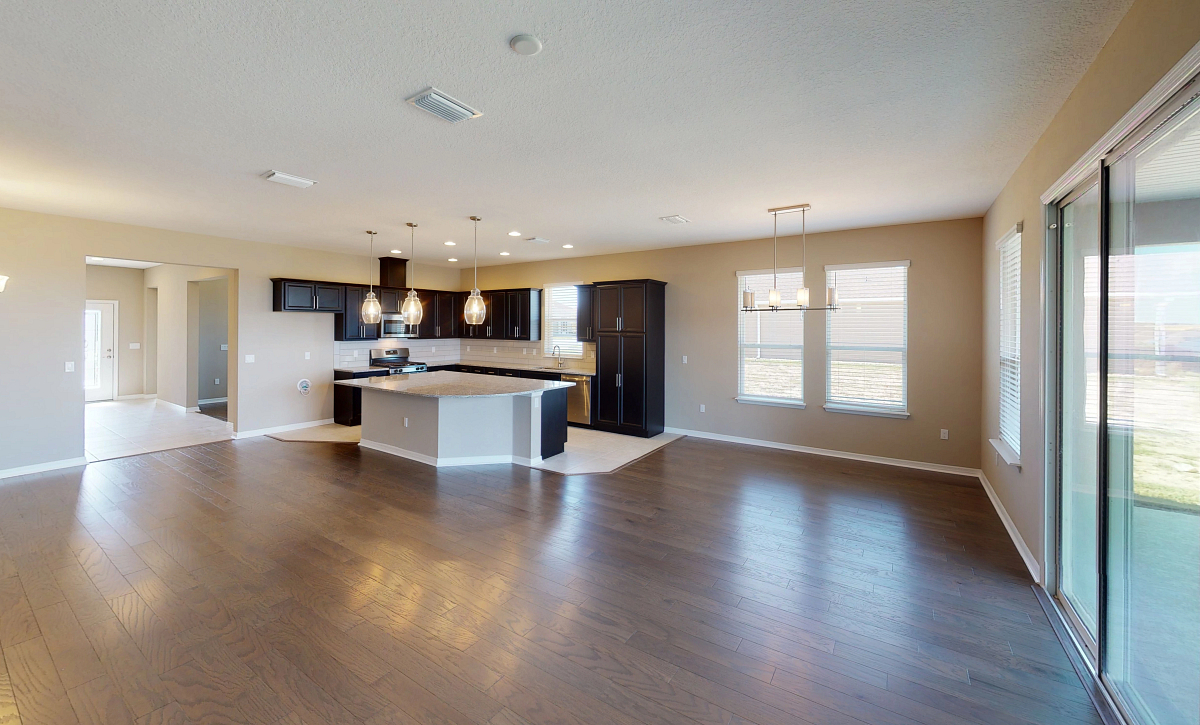 Trilogy Orlando Quick Move In Home Declare Plan Great Room