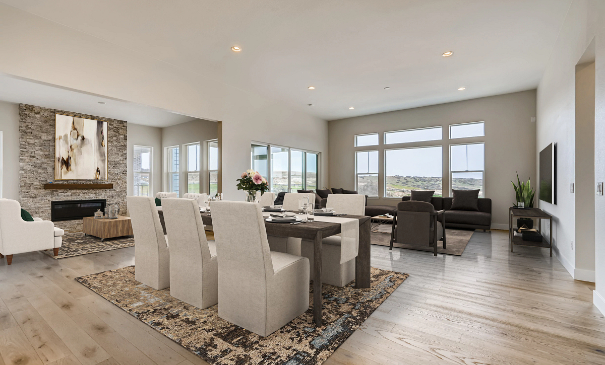 Canyons Retreat Haven QMI Lot 534 Dining, Great Room, Lounge