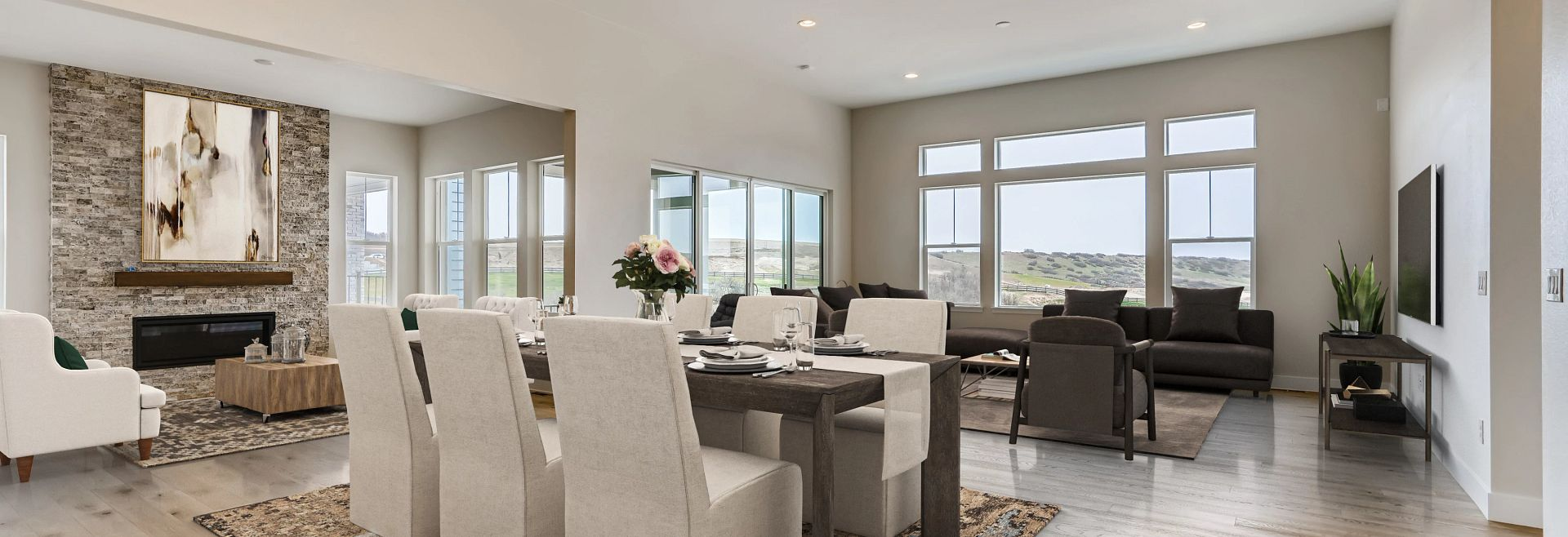 Canyons Retreat Haven QMI Lot 534 Dine, Great Room & Lounge
