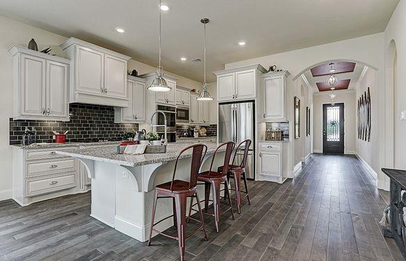 Plan 4125 Kitchen