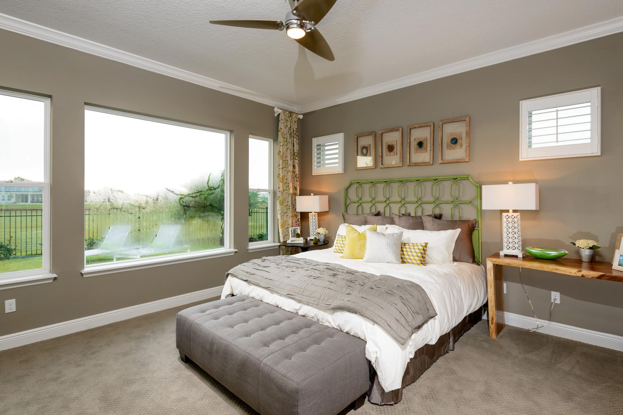 Trilogy Orlando Imagine Plan Master Bed