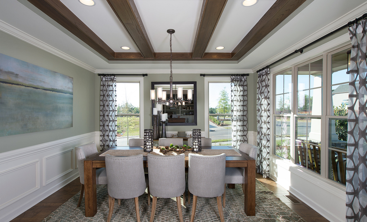 Hampton plan Dining Room
