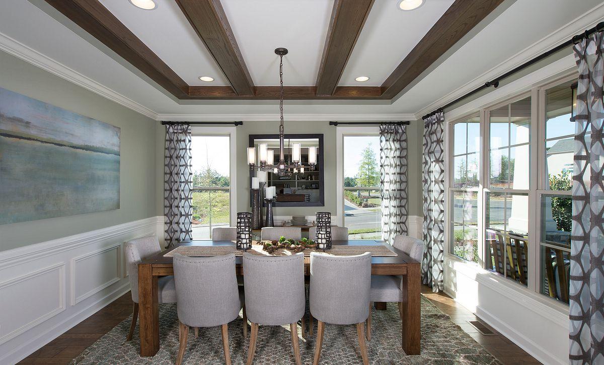 Hampton plan Dining Room