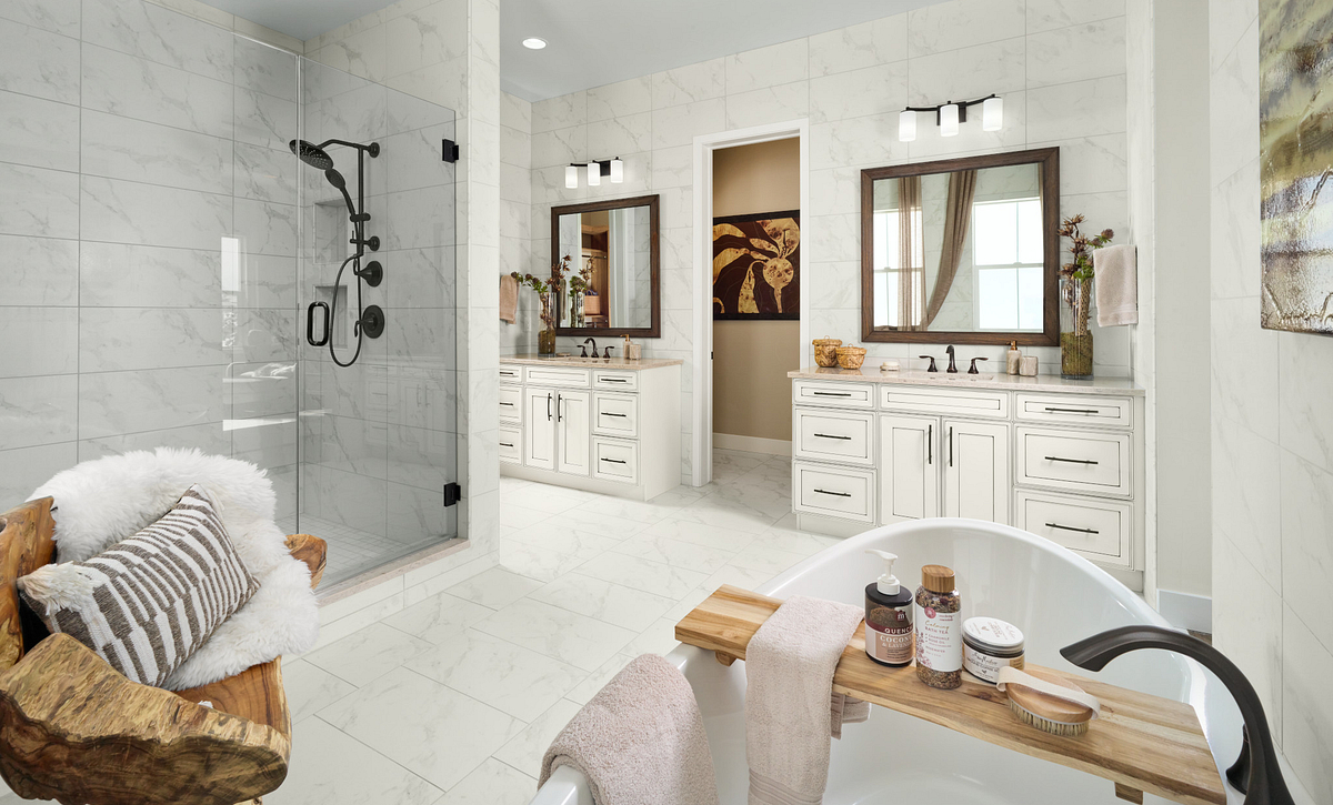 Canyons Retreat Haven Master Bathroom