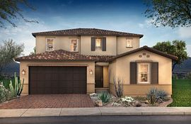 Ascent at Aloravita Plan 4016 Model Exterior