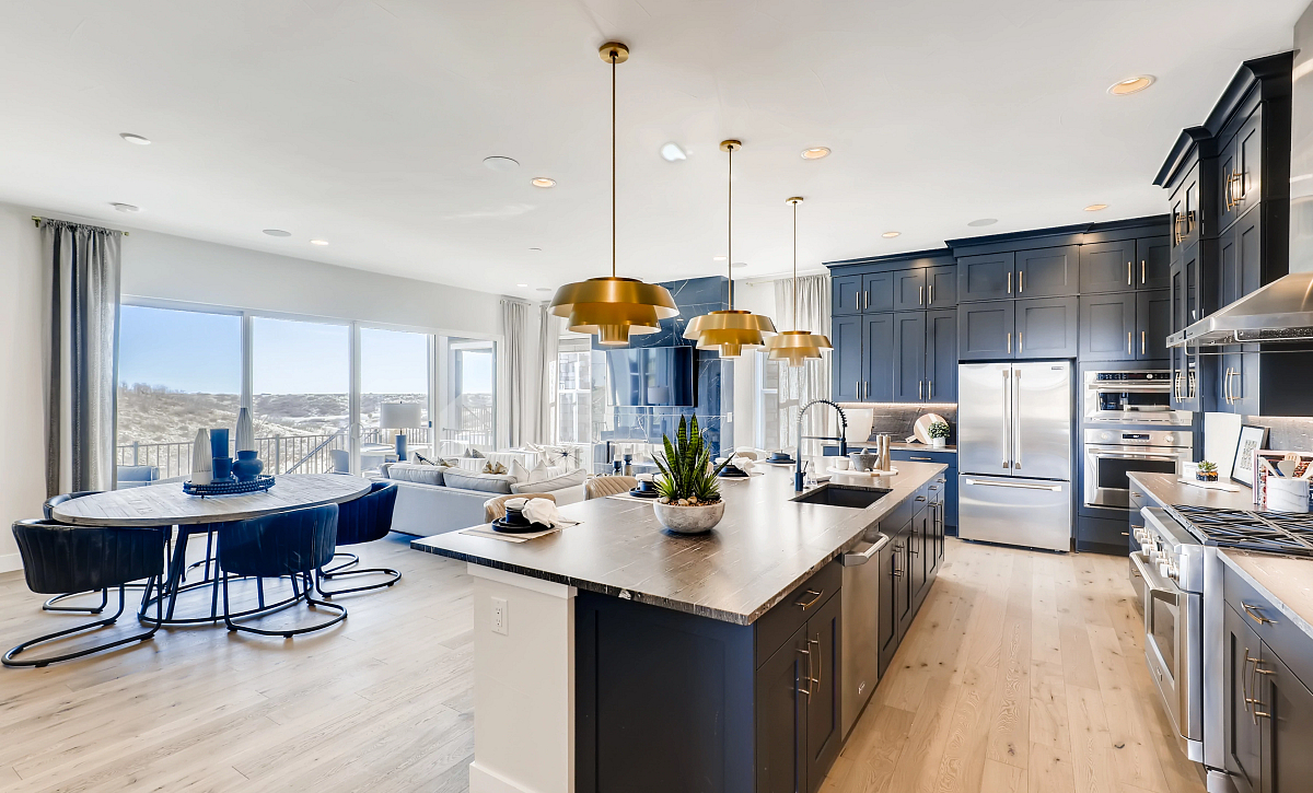Canyons Reserve Legacy Kitchen, Dine