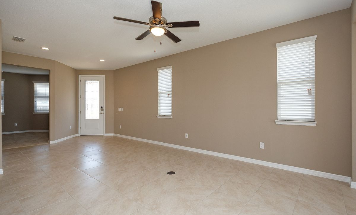 Trilogy at Ocala Preserve Quick Move In Home Naples Plan Great Room