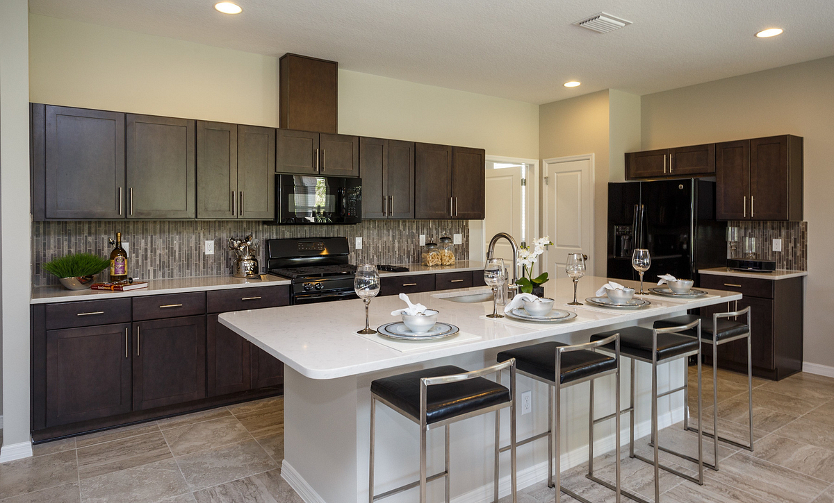 Trilogy Orlando Affirm Model Home Kitchen