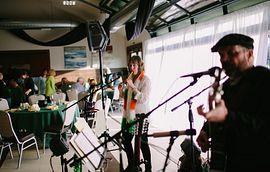 Trilogy Tehaleh Band Performing