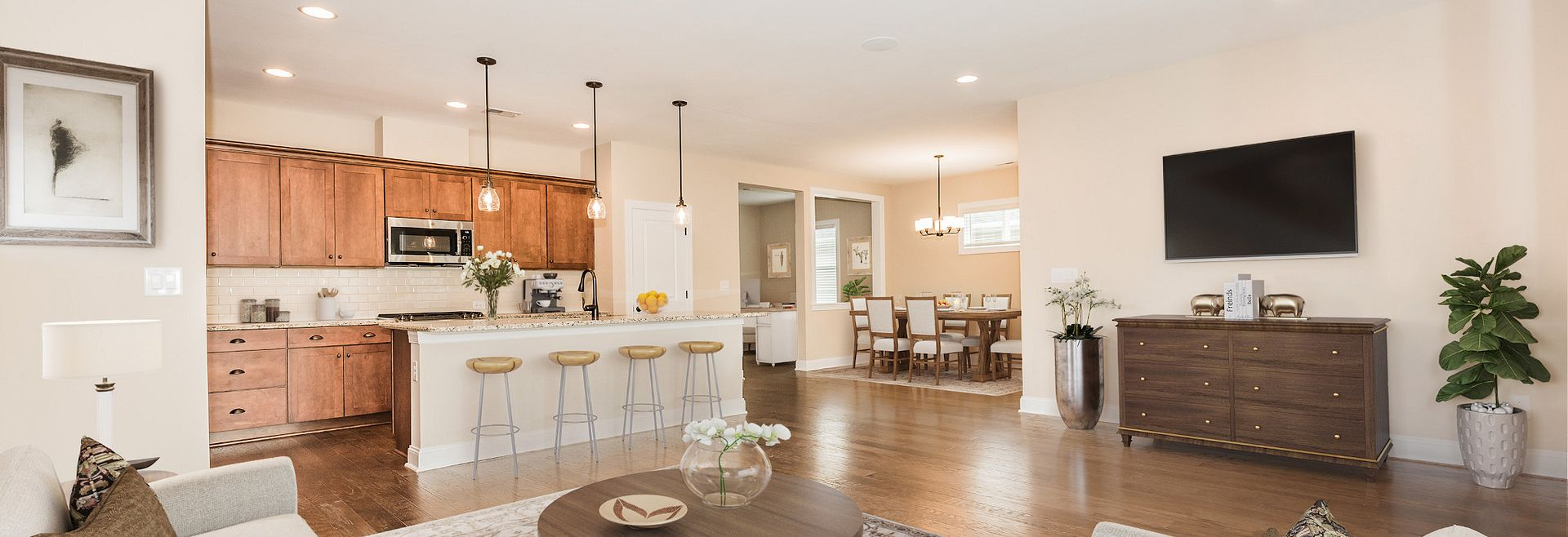 Trilogy Lake Norman Virtually Staged Quick Move In