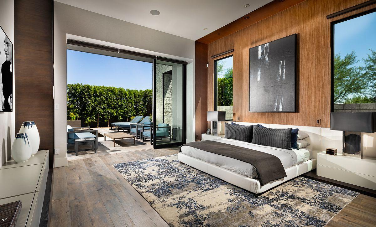 Azure, Residence 3 Master Bedroom