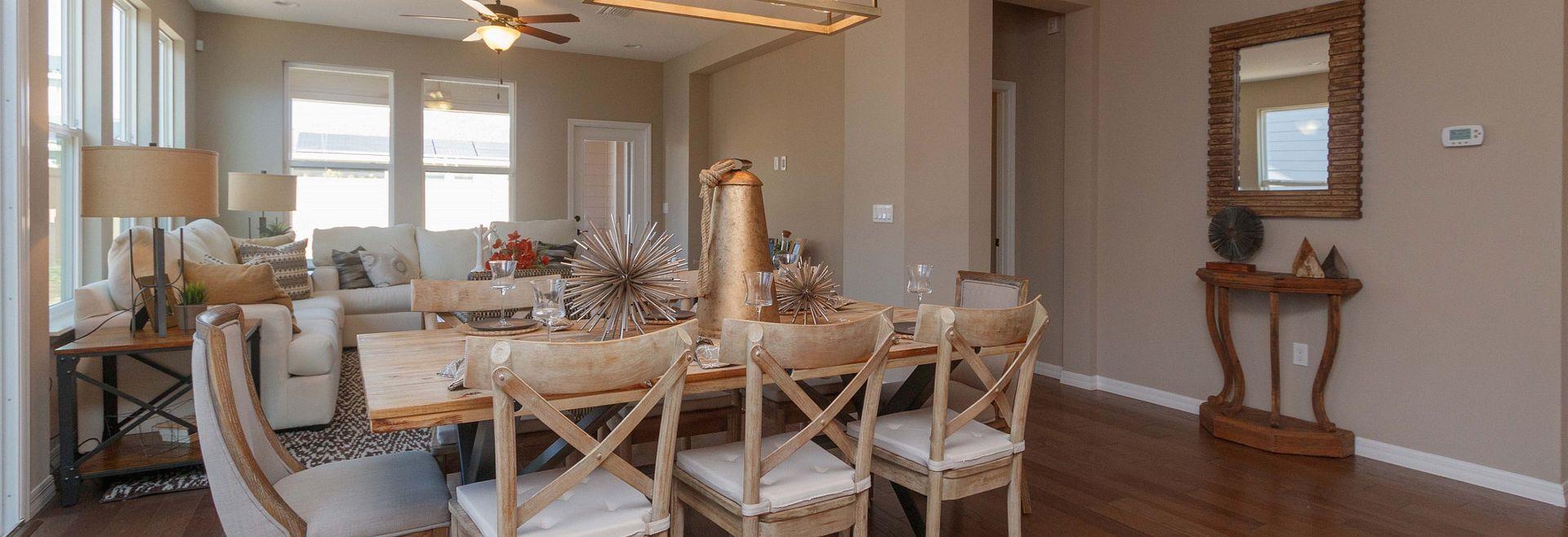 Trilogy Orlando Capri Plan Great Room