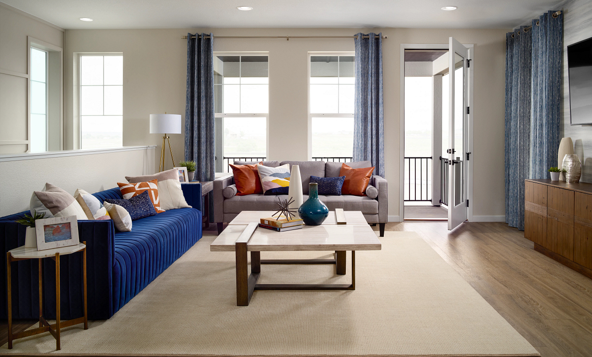 Stepping Stone Crescendo Plan 2202 Great Room
