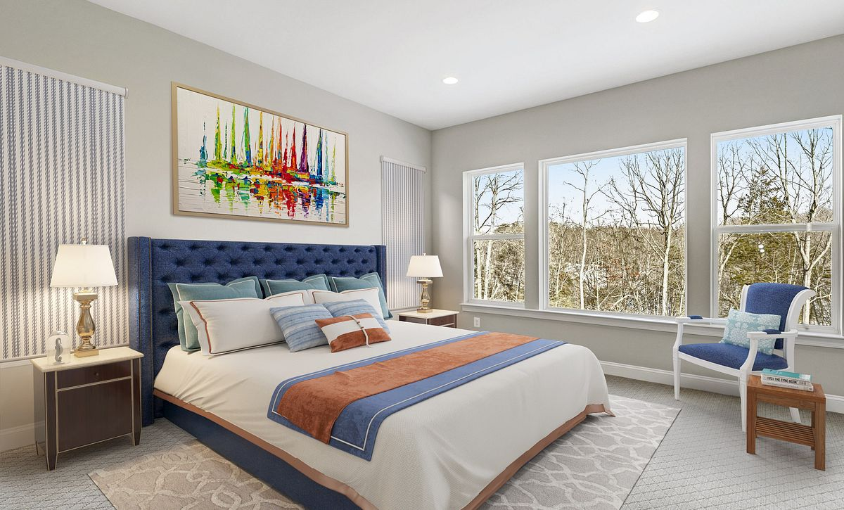 Trilogy at Lake Frederick Quick Move In Virtually Staged Owners Suite