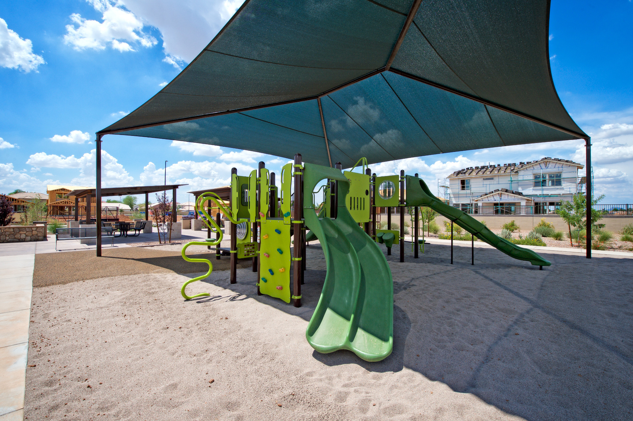 Recker Pointe Community Playground