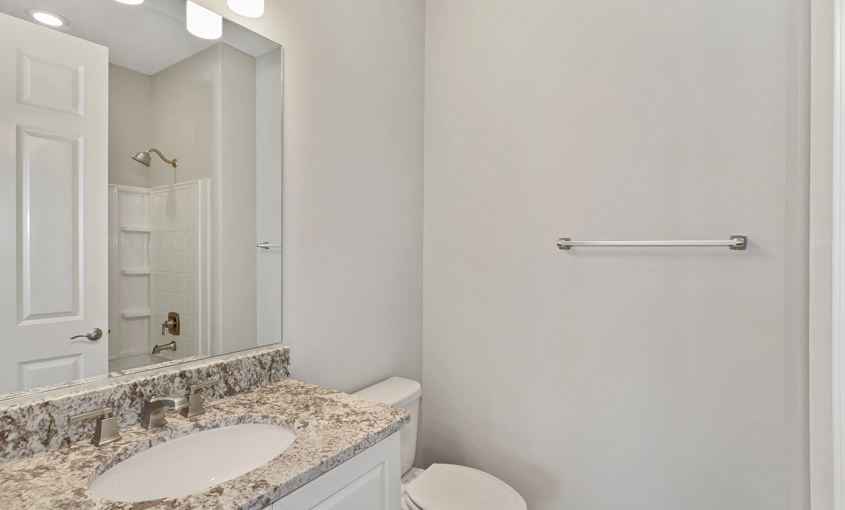 Trilogy at Ocala Preserve Quick Move In Declare Guest Bath