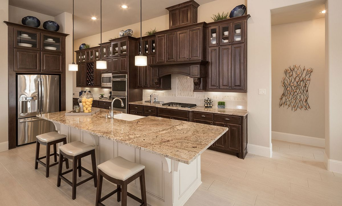 Plan 6015 Kitchen