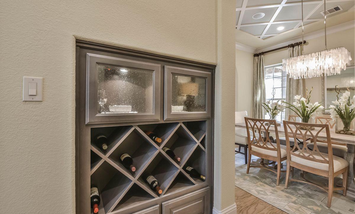 Plan 5023 Wine Bar