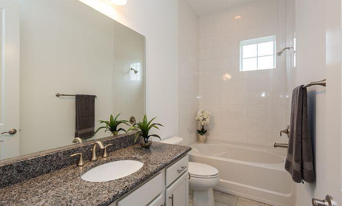 Homesite 80 Guest Bath