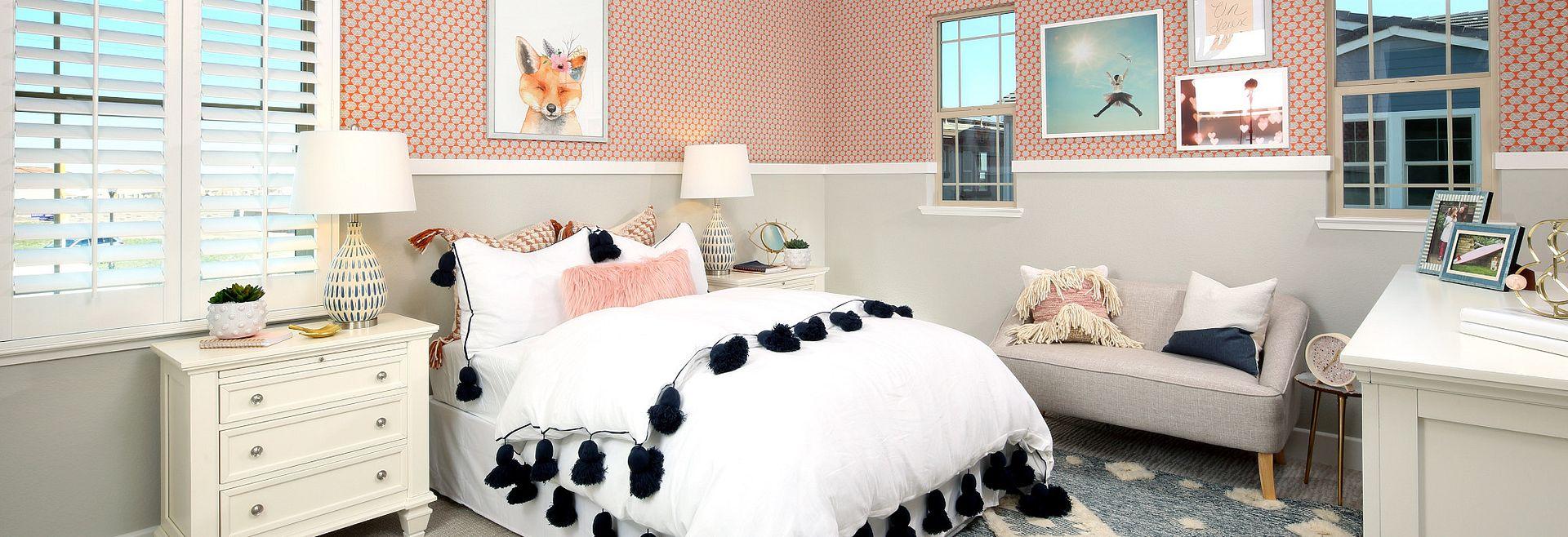 Plan 4 Girls Bedroom