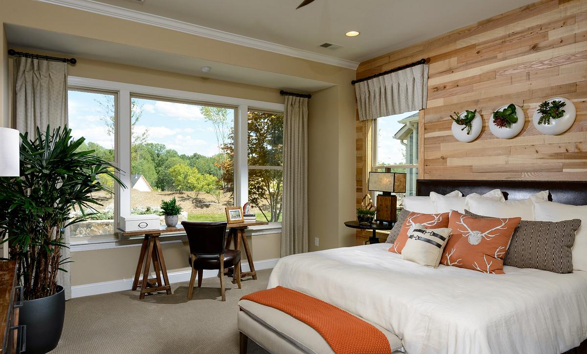 Trilogy Lake Norman Refresh Plan Master Bed