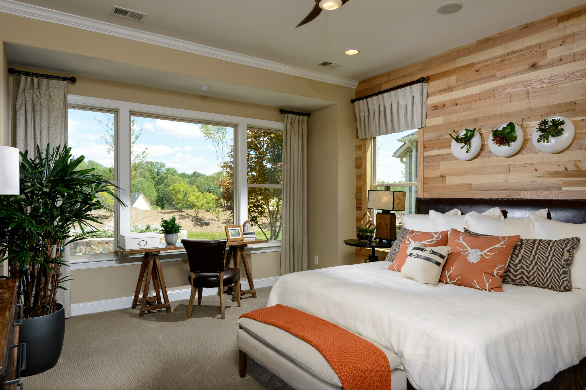 Trilogy Lake Norman Refresh Plan Master Bed