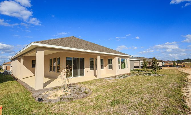 Trilogy Orlando Quick Move In Home Imagine Plan Back Exterior
