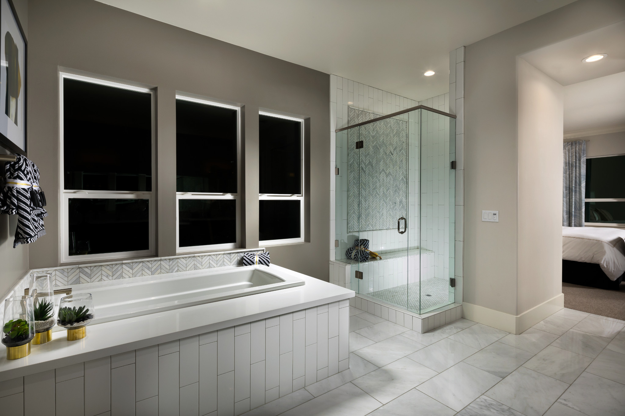Trilogy Monarch Dunes Carmel Master Bath