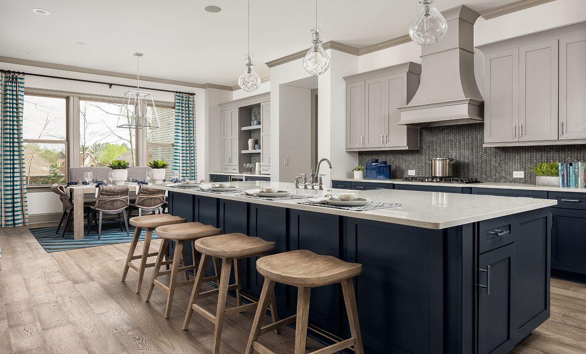 Kitchen & Breakfast Room (ex. image)