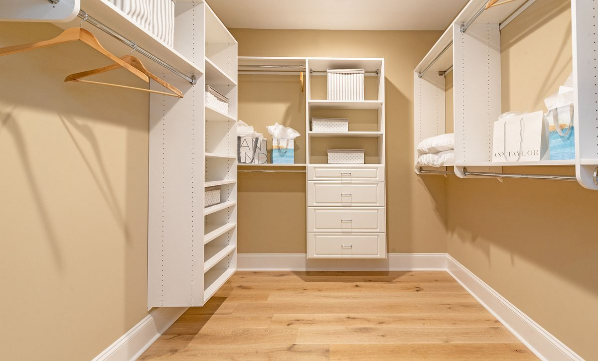 Providence plan Owner's Closet