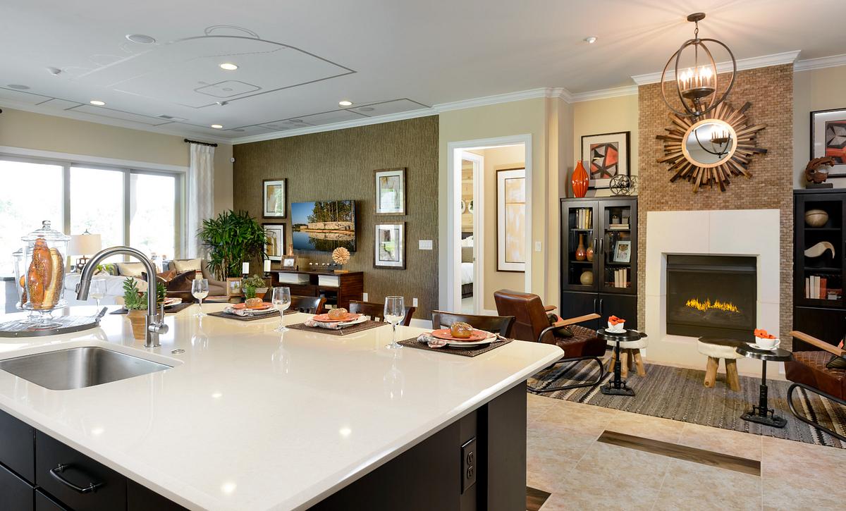Trilogy Lake Norman Refresh Plan Great Room