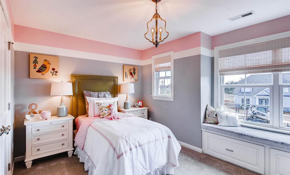 Delaney Model Secondary Bedroom