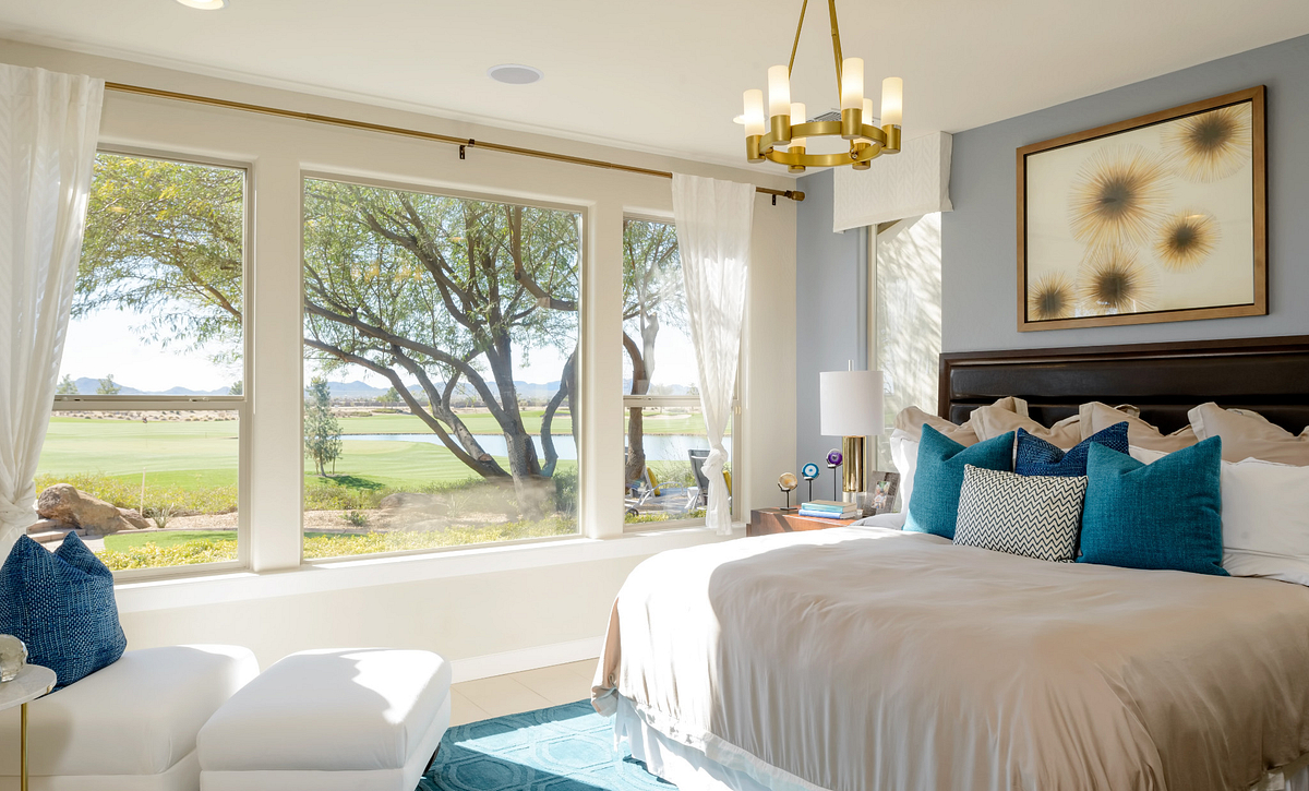 St. Tropez Model Master Suite