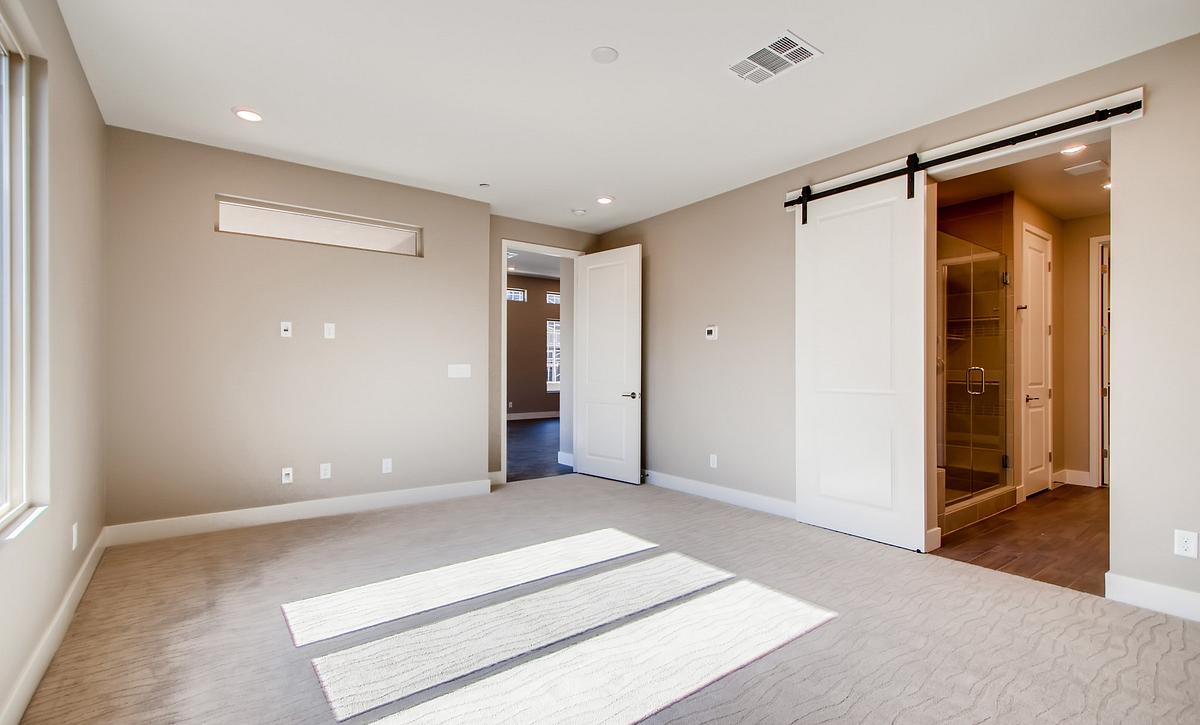Trilogy Summerlin Retreat Master Bedroom
