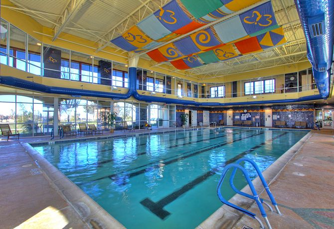 Trilogy Rio Vista Indoor Lap Pool