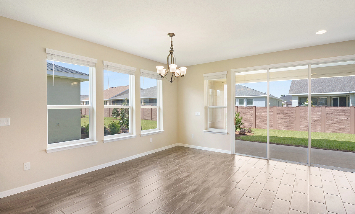 Trilogy at Ocala Preserve Quick Move In Home Refresh Plan Dining