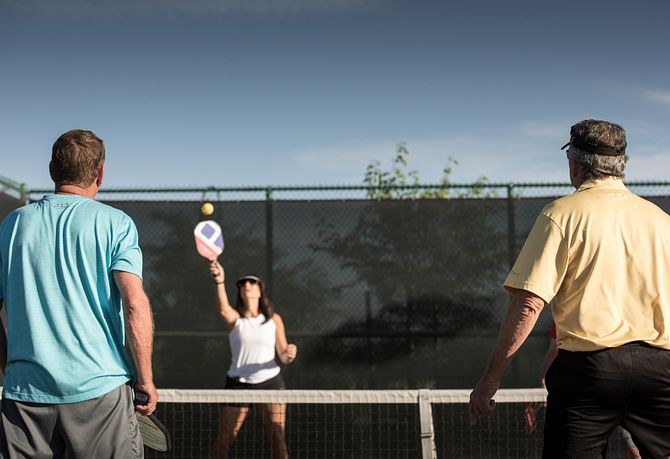 Trilogy Polo Club Pickleball