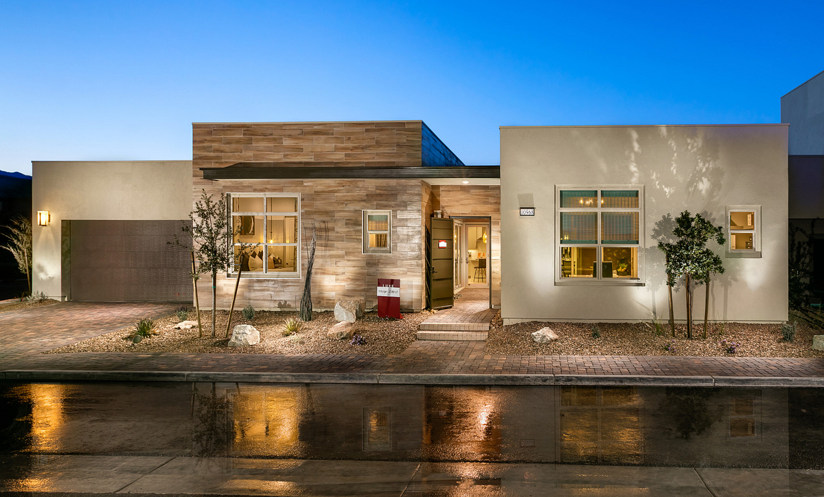 Trilogy in Summerlin Indulge Exterior