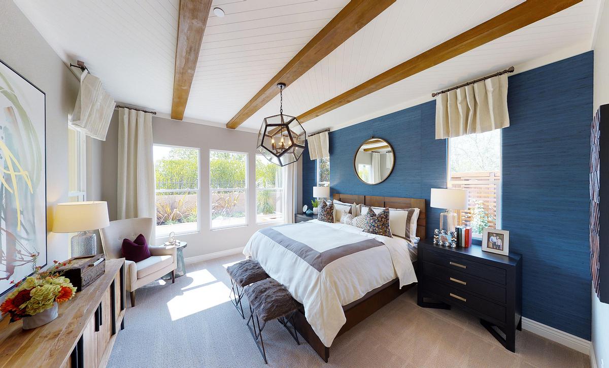 Trilogy at the Vineyards Costa Dorada Master Bedroom