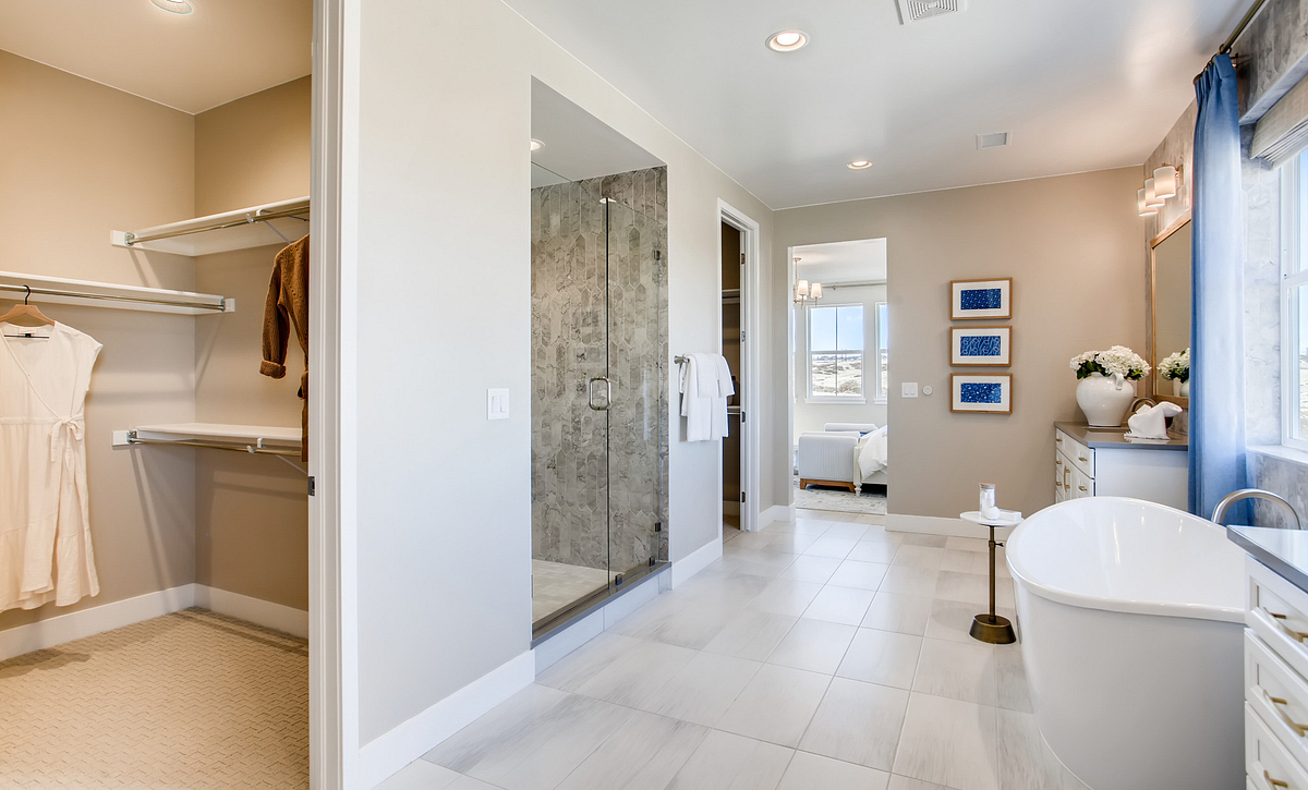 Canyons Luxe Hyde Master Bath