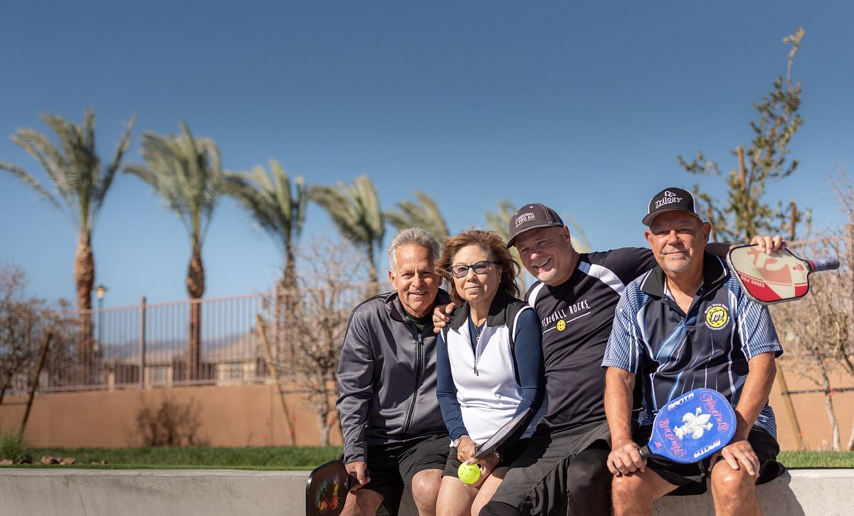 Trilogy Summerlin Homeowner Pickleball Group