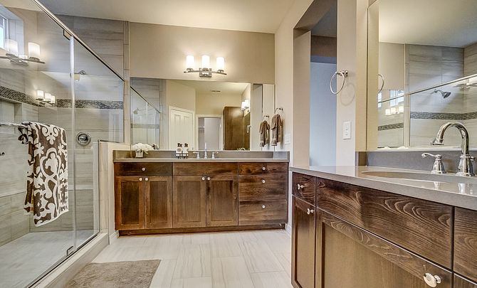 Shea Homes at Jubilee QMI 0076 Master Bathroom