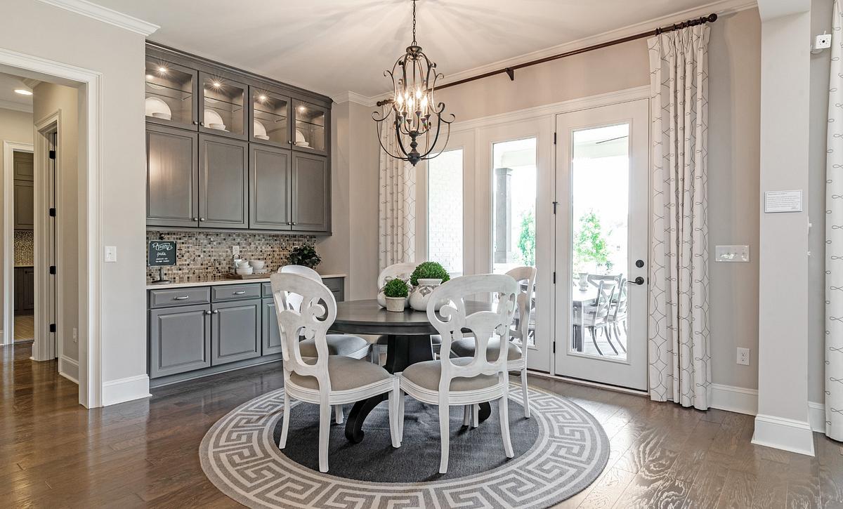 Grayson plan Breakfast Room