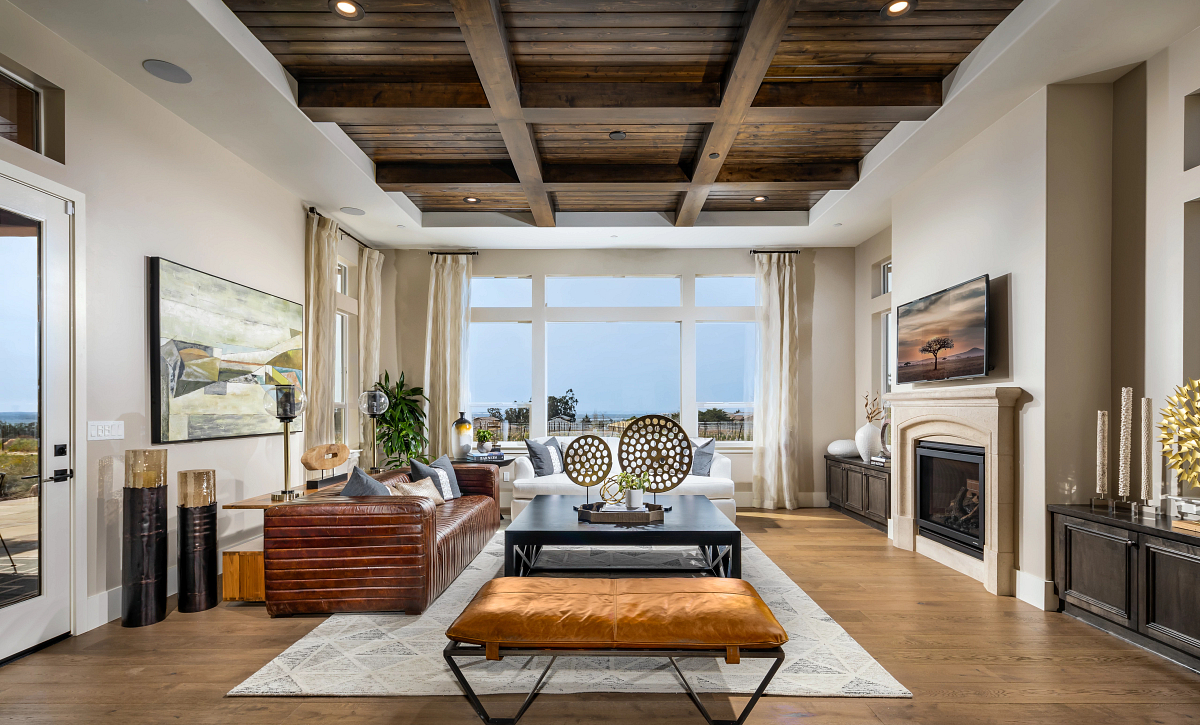 Trilogy Monarch Dunes Dolcetto Great Room