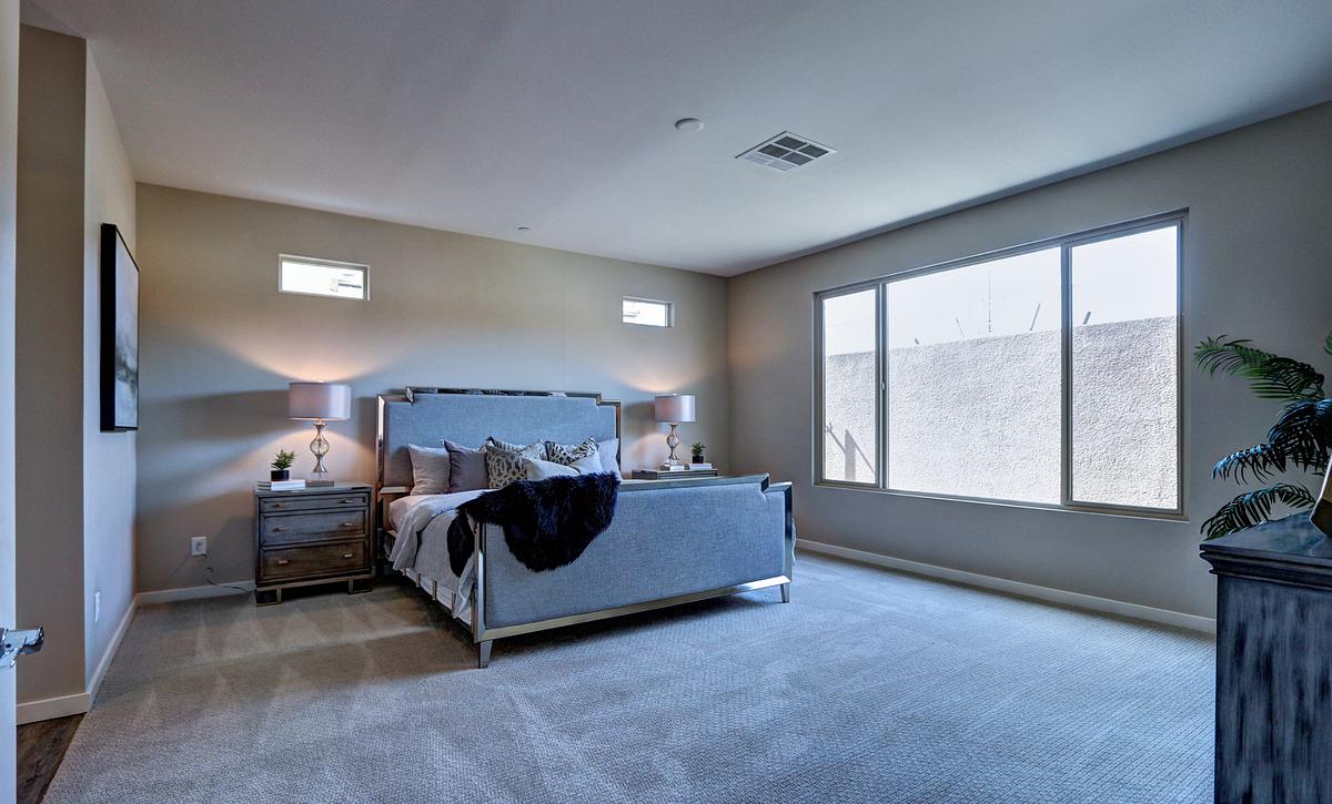 Trilogy Summerlin Reflect Master Bedroom
