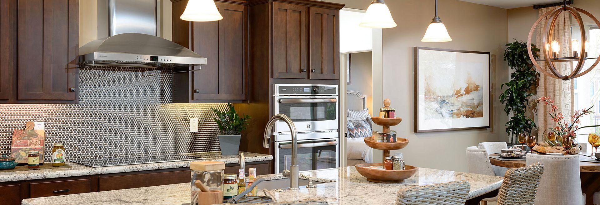 Resolution Model Kitchen