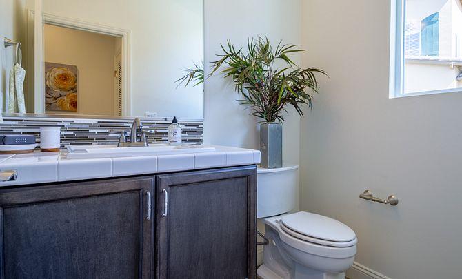 Monarch Ridge Townhomes Sage+ Guest Bath