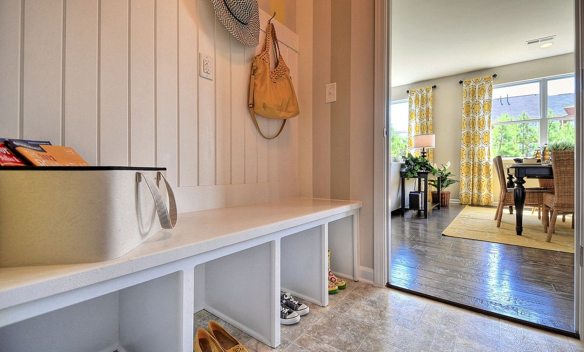 Tensley Plan Mud Room