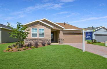 Trilogy at Ocala Preserve Quick Move In Home Refresh Plan Exterior